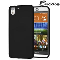 Encase FlexiShield HTC Desire Eye Gel Case - Black