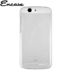 Encase FlexiShield Huawei Ascend G7 Case - Frost White