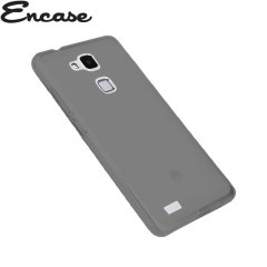 Encase FlexiShield Huawei Ascend Mate 7 Case - Smoke Black