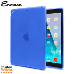 Encase FlexiShield iPad Air 2 Gel Case - Light Blue