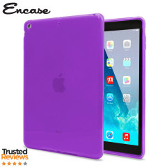 Encase FlexiShield iPad Air 2 Gel Case - Purple