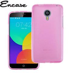 Encase FlexiShield Meizu MX4 Case - Pink