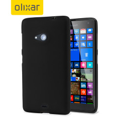Encase FlexiShield Microsoft Lumia 535 Case - Black
