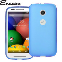 Encase FlexiShield Moto X 2nd Gen Gel Case - Blue
