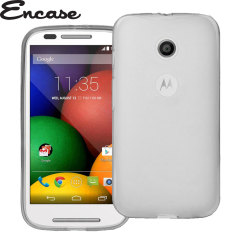 Encase FlexiShield Moto X 2nd Gen Gel Case - Frost White