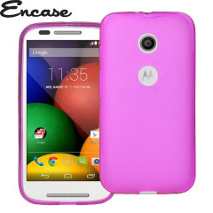Encase FlexiShield Moto X 2nd Gen Gel Case - Pink