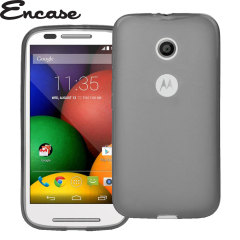 Encase FlexiShield Moto X 2nd Gen Gel Case - Smoke Black