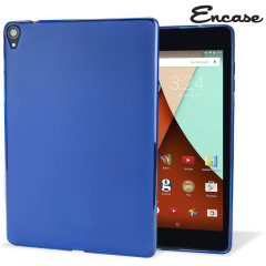 Encase FlexiShield Nexus 9 Gel Case - Dark Blue
