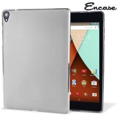 Encase FlexiShield Nexus 9 Gel Case - Frost White