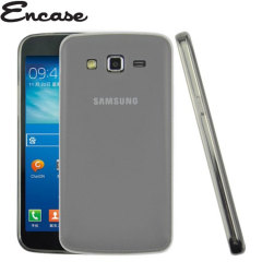 Encase FlexiShield Samsung Galaxy Grand 2 Case - Frost White