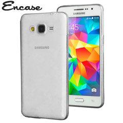 Encase FlexiShield Samsung Galaxy Grand Prime Case - Frost White