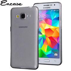 Encase FlexiShield Samsung Galaxy Grand Prime Case - Smoke Black
