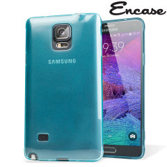 Encase FlexiShield Samsung Galaxy Note 4 Case - Blue