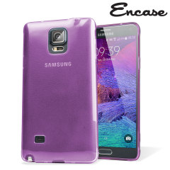 Encase FlexiShield Samsung Galaxy Note 4 Case - Purple