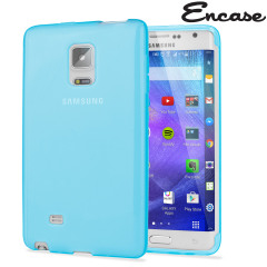Encase FlexiShield Samsung Galaxy Note Edge Gel Case - Light Blue