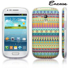 Encase FlexiShield Samsung Galaxy S3 Mini Case - Aztec