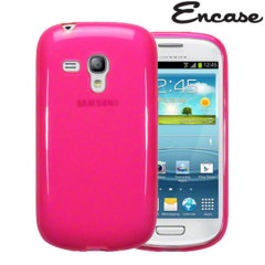 Encase FlexiShield Samsung Galaxy S3 Mini Case - Pink