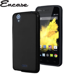 Encase FlexiShield Wiko Birdy 4G Case - Black