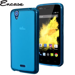 Encase FlexiShield Wiko Birdy 4G Case - Blue