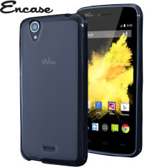 Encase FlexiShield Wiko Birdy 4G Case - Smoke Black