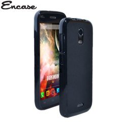 Encase FlexiShield Wiko Darkmoon Case - Black