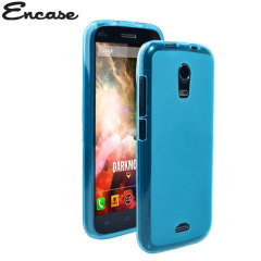 Encase FlexiShield Wiko Darkmoon Case - Blue
