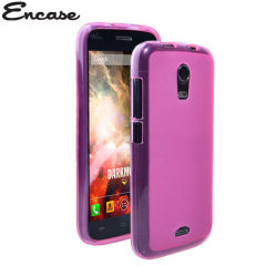 Encase FlexiShield Wiko Darkmoon Case - Pink