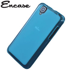 Encase FlexiShield Wiko Goa Case - Blue