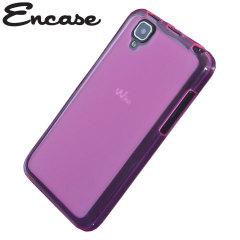 Encase FlexiShield Wiko Goa Case - Pink