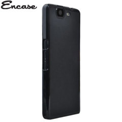 Encase FlexiShield Wiko Highway 4G Case - Black