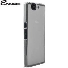Encase FlexiShield Wiko Highway 4G Case - Frost White
