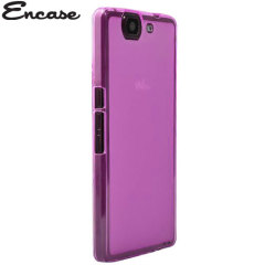 Encase FlexiShield Wiko Highway 4G Case - Pink