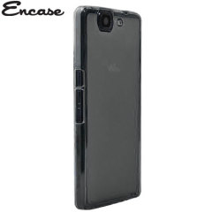 Encase FlexiShield Wiko Highway 4G Case - Smoke Black