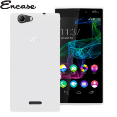 Encase FlexiShield Wiko Ridge 4G Case - Frost White
