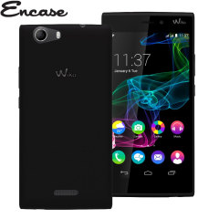 Encase FlexiShield Wiko Ridge 4G Case - Smoke Black