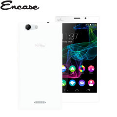 Encase FlexiShield Wiko Ridge Fab 4G Case - Frost White
