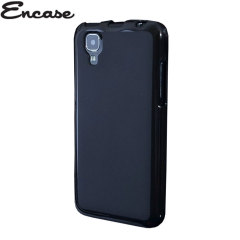 Encase FlexiShield Wiko Sunset Case - Black