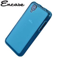 Encase FlexiShield Wiko Sunset Case - Blue