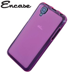 Encase FlexiShield Wiko Sunset Case - Pink