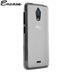 Encase FlexiShield Wiko Wax Case - Frost White