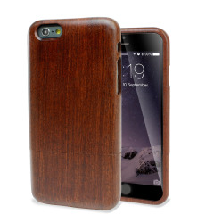 Encase Genuine Wood iPhone 6 Case - Rosewood