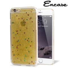 Encase Glitter Sparkle iPhone 6 Case - Gold