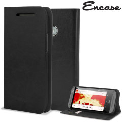 Encase HTC One Mini 2 Wallet Case - Black