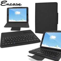 Encase iPad Air 2 Bluetooth Keyboard Case - Black