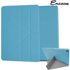 Encase iPad Air 2 Folding Stand Case - Blue