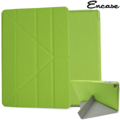 Encase iPad Air 2 Folding Stand Case - Green