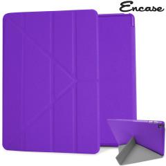 Encase iPad Air 2 Folding Stand Case - Purple