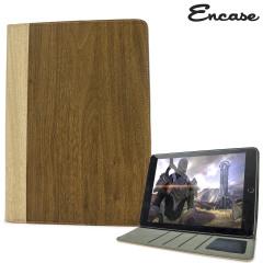 Encase iPad Air 2 Wallet Stand Case - Wood