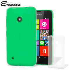 Encase Polycarbonate Nokia Lumia 530 Shell Case - 100% Clear