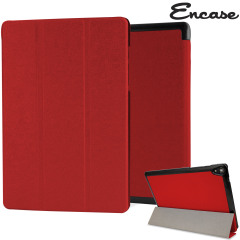 Encase Silk Google Nexus 9 Folio Stand Case - Red